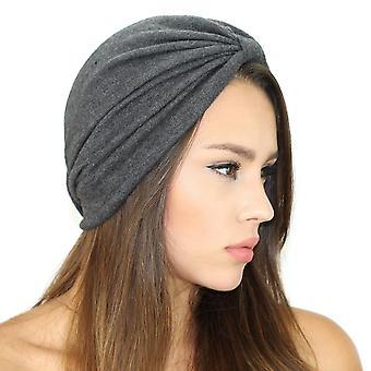 Turban tricotat
