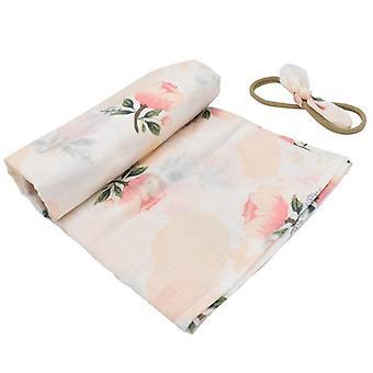 100% Cotton Summer Baby Blankets/soft Bedding Bath Towel