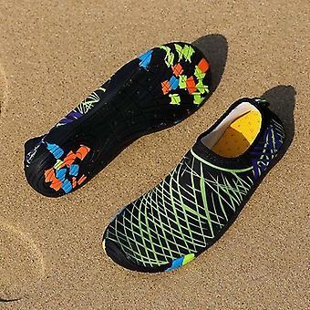 Άνδρες-γυναίκες φως παπούτσια νερού υπαίθρια αθλητικά παραλία slip-στυλ πάνινα παπούτσια