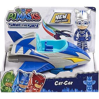 PJ Masks Core Plus Save The Sky - CAT CAR