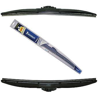 """Michelin Stealth Hybrid Wiper Blades Coppia - 16&/17"""" Michelin Stealth Nuovo"""