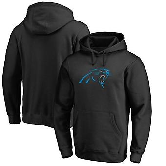Carolina Panthers Loose Hooded Sweatshirt Hoodie Tops WYK143