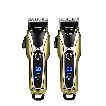 Hair Clipper Men, Electric Trimmer Rechargeable, Cutter Machine, Rasage