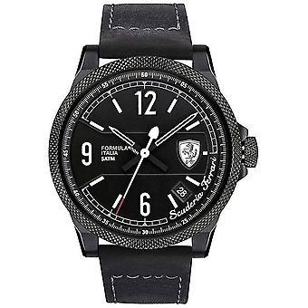 Scuderia ferrari horloge formule italia gemaakt in Italië 830272