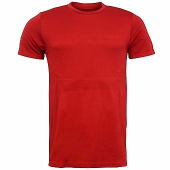 Puma SF Ferrari EvoKnit Punainen Polyesteri Miesten T-paita T-paita 762245 01 A5D