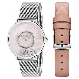 Morellato Vita Quartz Diamond Accents R0153150509 Women's Watch