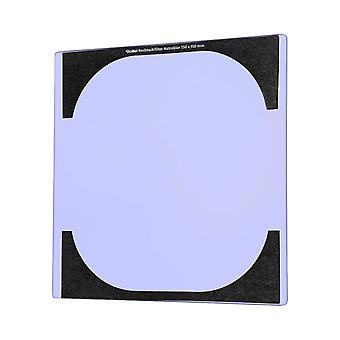 Rollei astro klart runt ljusföroreningsfilter 150 mm rektangulärt filter