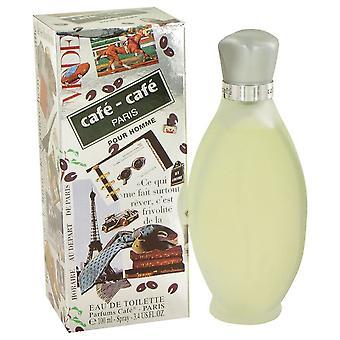 Café - kahvilassa Cofinluxe Eau De Toilette Spray 3,4 oz/100 ml (miehet)