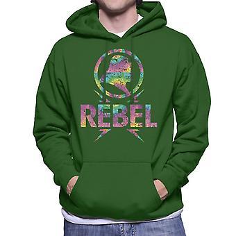Shrek Rebel Multicolour Mænd's Hættetrøje