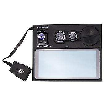 Lcd Screen Safety Solar Automatic Darkening Welding Goggles Lens Filter Eye