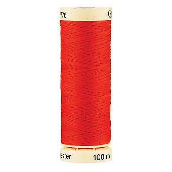 Hi Brow Professional Silky Tangerine Thread - 100m