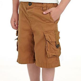 Nya Regatta Boy ' s Towson Beach shorts Brown