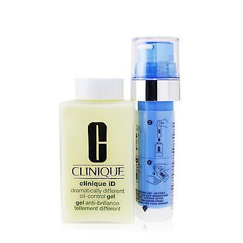 Clinique i d dramatisch verschillende olie controle gel + actieve cartridge concentraat voor ongelijke huidtextuur 256811 125ml/4.2oz