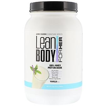 Labrada 100% Whey Protein Shake Lean Body For Her 1260 gr