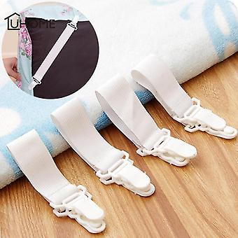 Bed Sheet Mattress Cover, Blankets Grippers Clip Holder