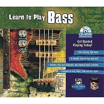 Lernen, Bass zu spielen -