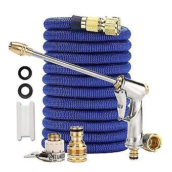 Flexibel vattenslang spraypistol teleskopiskt vattenrör