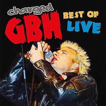 Gbh - Best Of Live [Vinyl] USA import