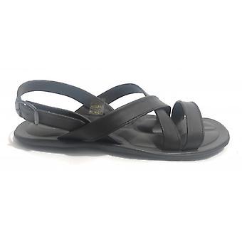 Men's Shoes Elite Sandal Bands Calfskin Head Moro Us18el10