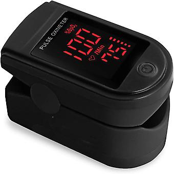 Fingertip Pulse Oximeter , Blood Oxygen Saturation Monitor