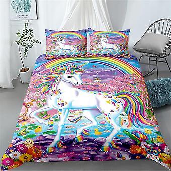 Popular Unicorn Duvet Cover Set
