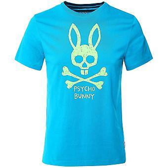 Psycho Bunny Crew Neck Jasper T-Shirt
