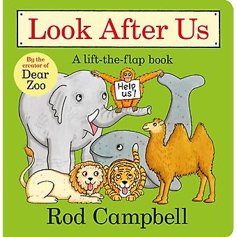 Look After Us di Rod Campbell