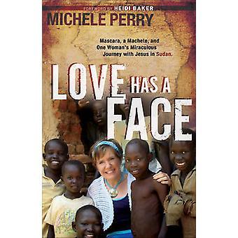 Rakkaus on kasvot - Ripsiväri - Machete - ja Yksi nainen 'miraculous Jou