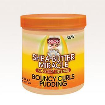 Afrikanische stolz Beurre de Karité Bouncy Curls Pudding 15 Oz
