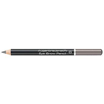 Artdeco Augenbrauenstift # 6 Mittelgrau Braun 1,1 gr