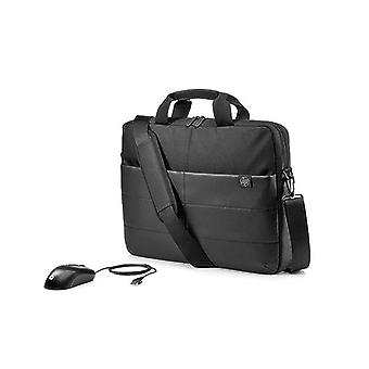 Hp 1Fk06Aa 15 Inch Classic Briefcase And Usb Mouse