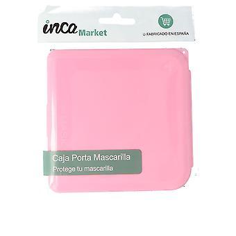 Marché Inca Porta Mascarillas #rosa Unisex