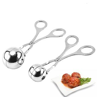 Convenient meatball machine stainless steel meatball clamp
