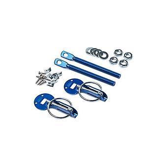 Bonnet serrure Sparco 01606AA Blue Spring