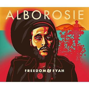Alborosie - frihed & Fyah [CD] USA import