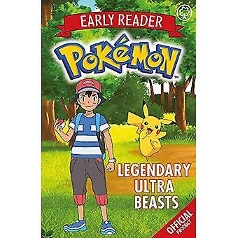 The Official Pokemon Early Reader: Legendary Ultra Beasts: Book 8 (The Official Pokemon Early Reader)