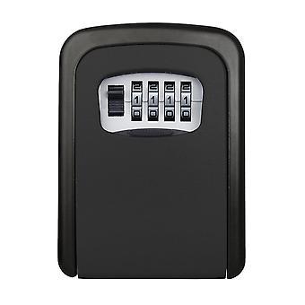 Password Key Box Key Storage Lock Box Wall Mounted Password Box
