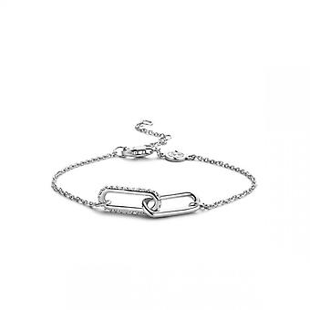 Naisten rannekoru Ti Sento Jewelry 2960ZI - Hopea