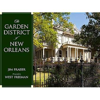 The Garden District of New Orleans by Jim Fraiser