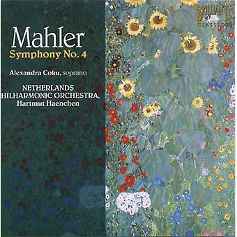 G. Mahler - Mahler: Symfoni nr 4 [CD] USA import