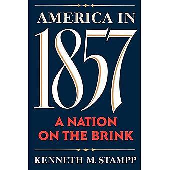 América em 1857: Uma Nação à Beira-Mar