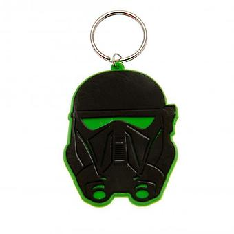 Star Wars Rogue One Keyring Death Trooper