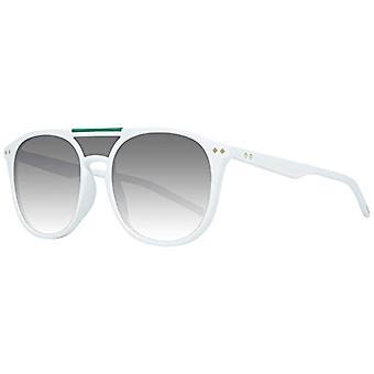 Polaroid PLD 6023/S LB VK6 99 Sonnenbrille, Weiß (Weiß/Grün SF Pz), Unisex-Erwachsene(2)