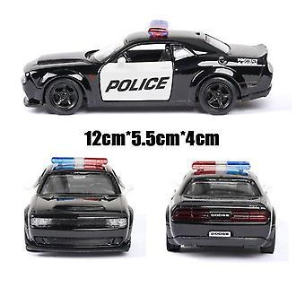 1:36 Druckguss Legierung Auto Modell Spielzeug Sammlung Display Sportwagen Jungen Geschenk Spielzeug für Kinder(schwarz)