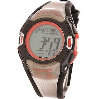 Dunlop watch dun-46-g07 red
