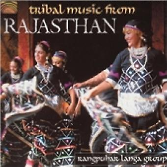 Rangpuhar Langa Groep Tribal Music From Rajasthan CD