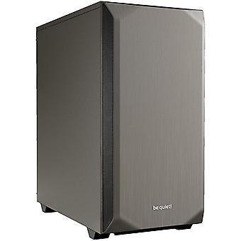 be quiet! Pure Base 500 Midi Tower Case - Metallic Grey