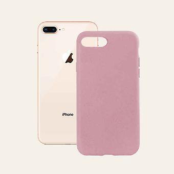 Mobilna okładka KSIX Iphone SE 2020 Pink