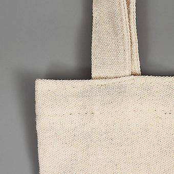 Canvas-ostoskassit, Eco uudelleenkäytettävä taitettava olkalaukku