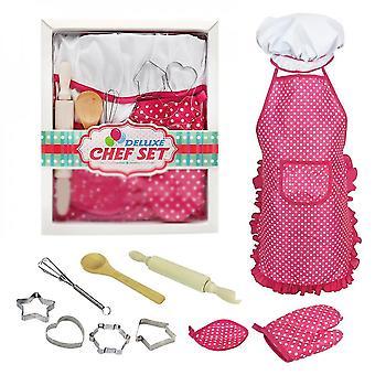 11 pezzi completo per bambini Set di cottura e cottura
